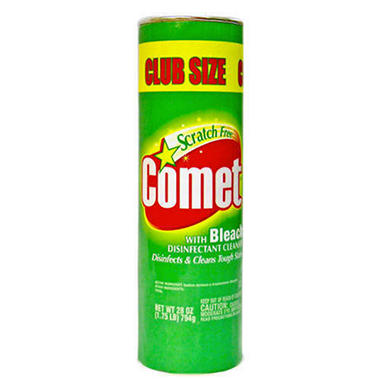 Comet Powder - 6/28oz