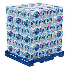 Nestle Pure Life Purified Water (16.9 oz. bottles, 78 case pallet)