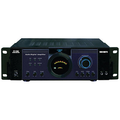 Pyle Home 1,000-watt Power Amp