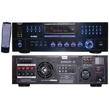 Pyle Home AM/FM Receiver with DVD Player