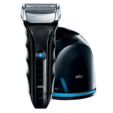 Braun Series 5 Shave System with Bonus Shaver Head - Model 550CC-4