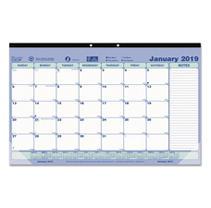 Brownline® Monthly Desk Pad Calendar, 17 3/4 x 10 7/8, 2018