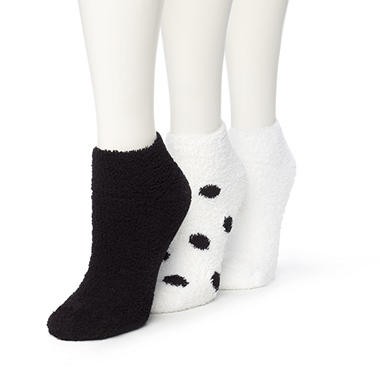Women's Burlington Spa Socks - 3 pairs