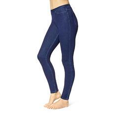 Women's June & Daisy Denim Leggings, 1 pair (Assorted Colors)