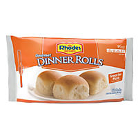 Rhodes Gourmet White Dinner Rolls - 60 ct.