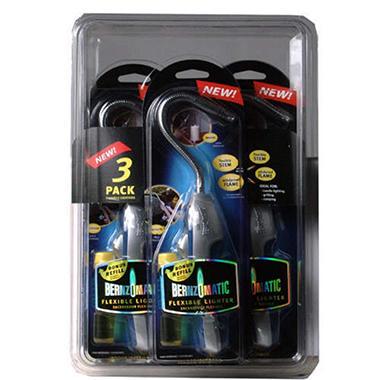 Bernzomatic Utility Lighter - 3 pk.