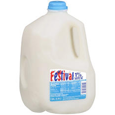 Festival 1% Low Fat Milk (1 gal.)