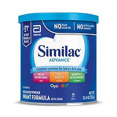 Similac Advance Infant Formula w/Iron (12.4 oz., 6 pk.)