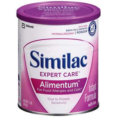 Similac - Alimentum Infant Formula, 16 oz. - 6 pk.