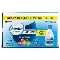 Similac Advance Non-GMO Ready to Feed (32 fl. oz., 8 ct.)