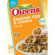 Owens® Sausage, Egg & Cheese Tacos - 24ct