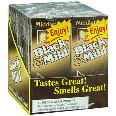 Black & Mild Wintergreen - B1G1