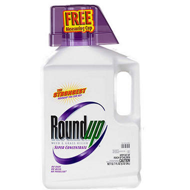 Roundup® SuperConcentrate Weed/Grass Killer-42gal