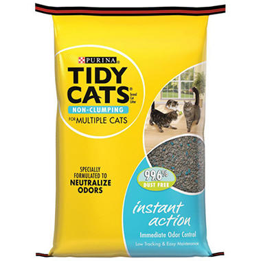 Tidy Cats? Cat Litter