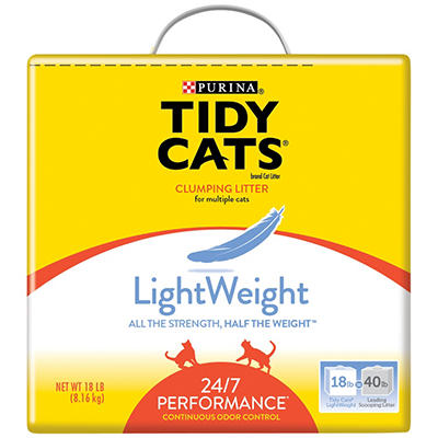Tidy Cats LightWeight - 18 lbs.