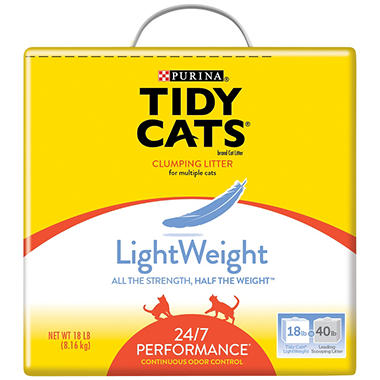 Tidy Cats LightWeight - 18 lbs.