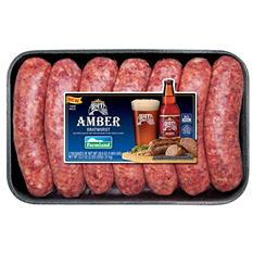 Farmland Abita Amber Bratwurst, Twin Pack (3.27 lbs.)