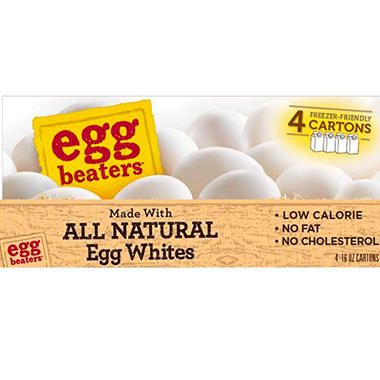 Egg Beaters� - 16-oz Cartons - 4 ct.