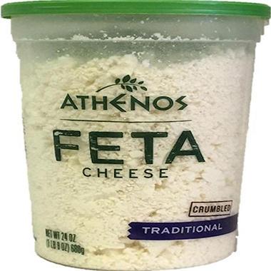 Athenos Feta Cheese - 24 Oz.