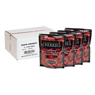 Travers Bay Fruit Co.® Dried Cherries - 14oz