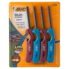 BIC Multi-Purpose Lighters - 4 ct.