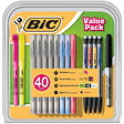 BIC - Writing Instrument Value Pens - 40 Pack