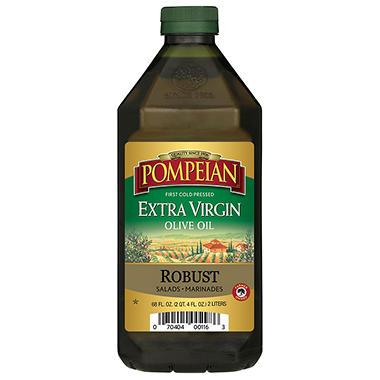 Pompeian Extra Virgin Olive Oil - 2 L