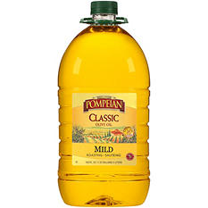 Pompeian Imported Classic Pure Mild Olive Oil (169 fl. oz.)