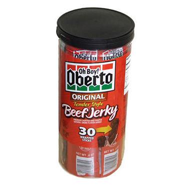Oberto Beef Jerky - 12 oz. Giant Jar