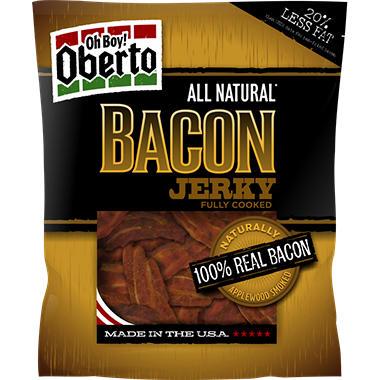 Oberto Bacon Jerky - 2.67 oz. bags - 3 ct.