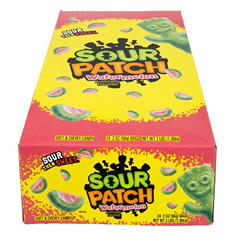 Sour Patch Watermelon Soft & Chewy Candy (2 oz., 24 pk.)
