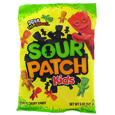 Sour Patch Kids - 5 oz. Bag - 12 ct.