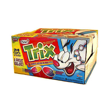 Yoplait Trix Yogurt Variety Pack (24 ct.)