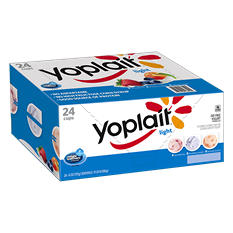 Yoplait Light Yogurt Variety Pack (6 oz. ea., 24 ct.)