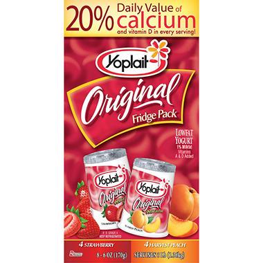 Yoplait® Original Fridge Pack - 8 Pack