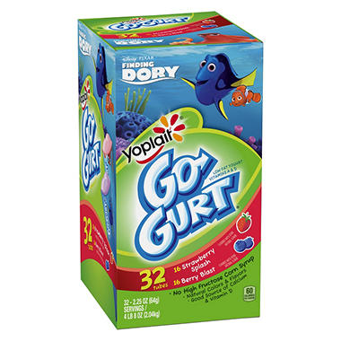 Yoplait Disney Frozen Go-Gurt (32 ct.)