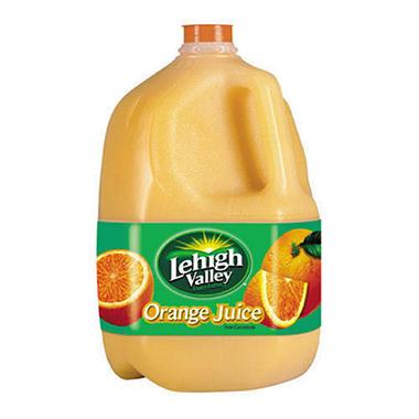 Lehigh Orange Juice - 1 gal.