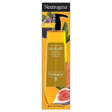 Neutrogena Rainbath Shower Gel, Moisture-rich - 40 oz.