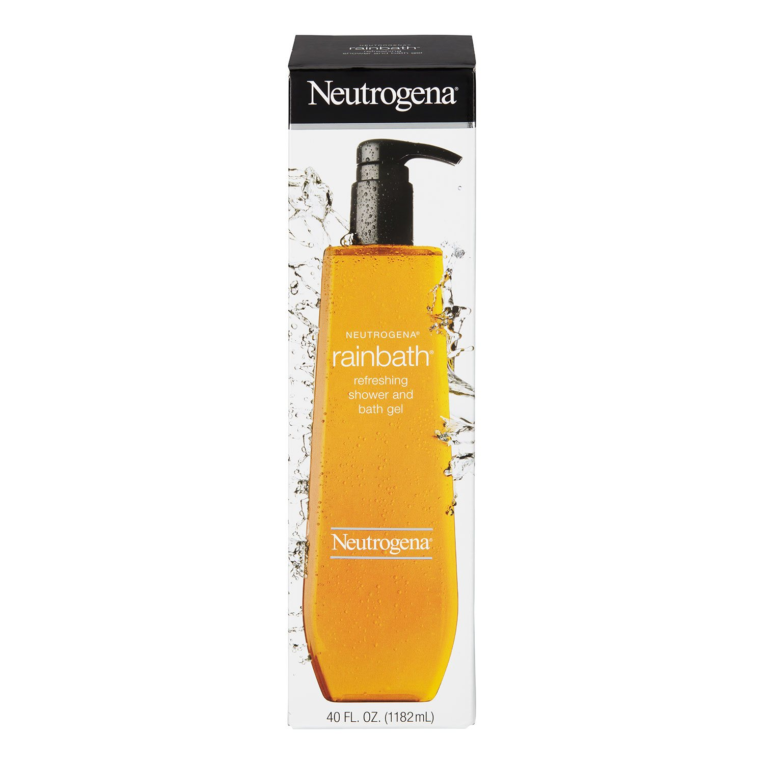neutrogena rainbath shower and bath gel 40oz ebay