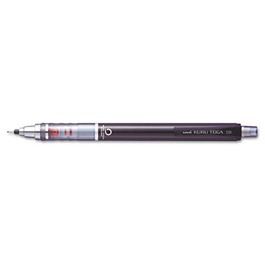 uni-ball - KuruToga Mechanical Pencil - 0.5 mm