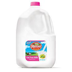 Reiter Dairy Fat Free Milk (1 gal.)