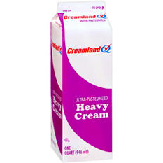 Creamland Heavy Whipping Cream (1 qt)