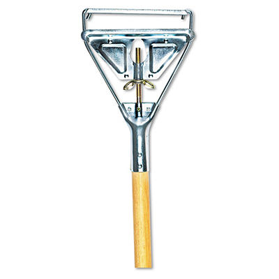 Unisan Quick Change Metal Head Mop Handle