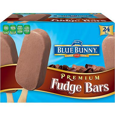Blue Bunny® Premium Fudge Bars