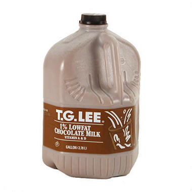 tg lee dairy 1 chocolate milk 1 gal sams club