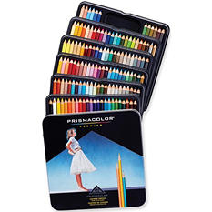 Prismacolor Drawing & Sketching Pencils, Assorted Colors - 132 Pencils