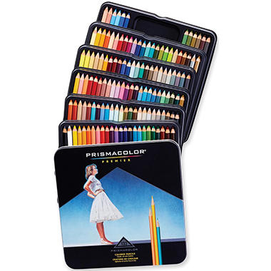 Prismacolor - Drawing & Sketching Pencils, Assorted Colors - 132 Pencils