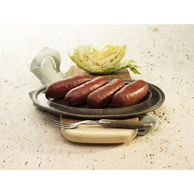 Kobe Beef of Texas Beef Sausage - 12 oz. - 6 pk.