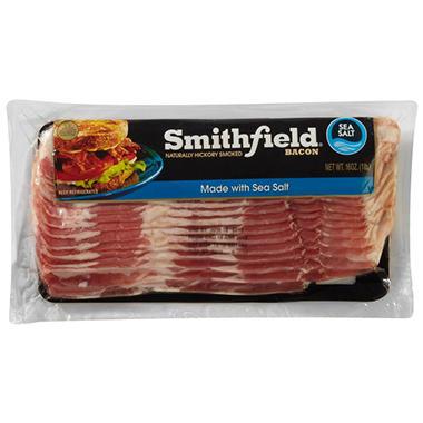 Smithfield Sea Salt Bacon - 3 lbs.