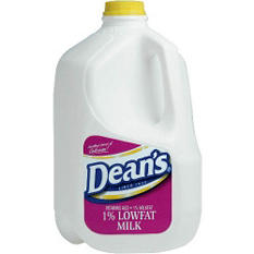 Dean's 1% Low Fat Milk (1 gal.)